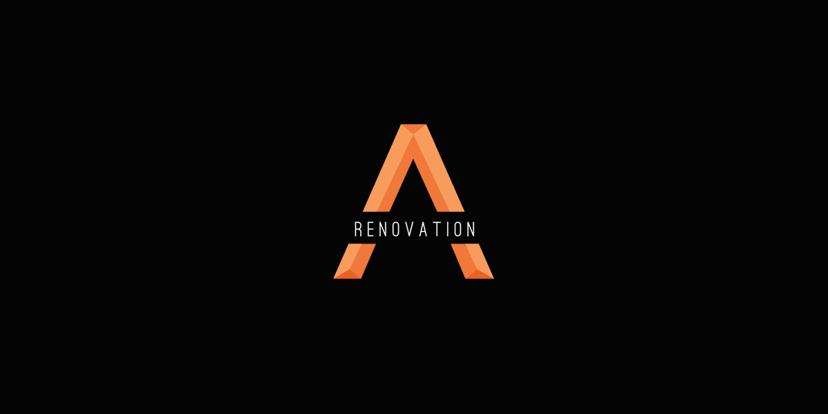 renovation-a-logo